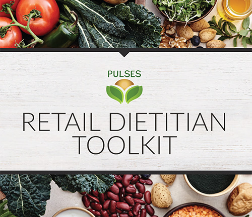 Download the Pulses Retail Dietician Toolkit