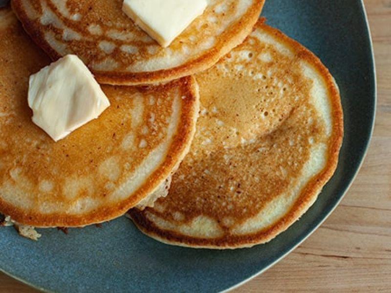 Sweet Pea Pancakes