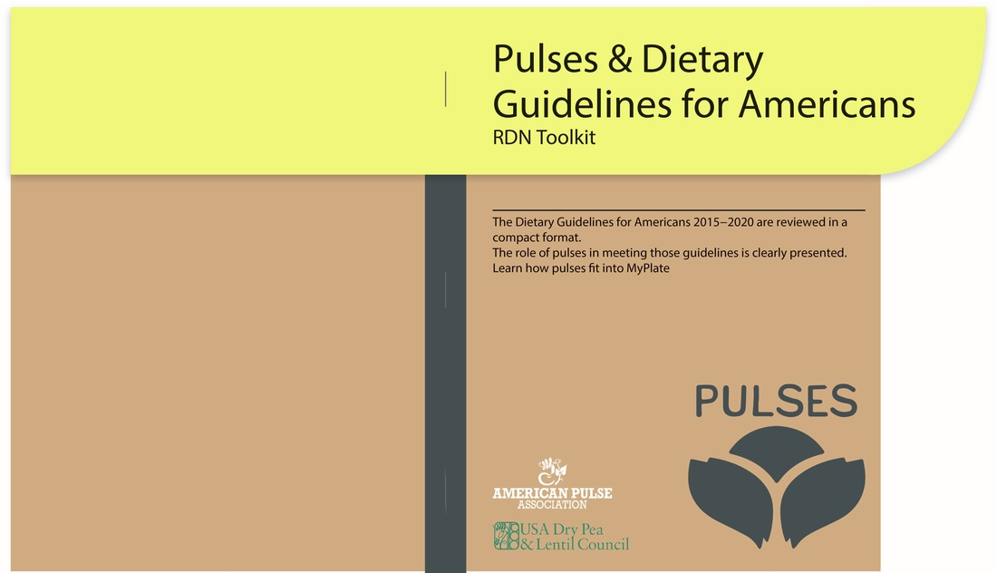 3 - Pulses & Dietary Guidelines for Americans