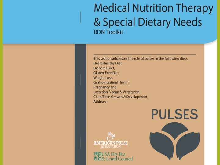 5 - Medical Nutrition Therapy & Special Dietary Needs
