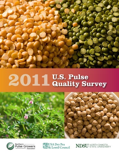 2011 US Pulse Quality Survey