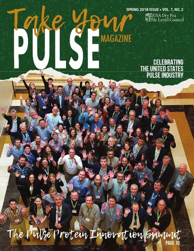 Take Your Pulse - Vol 7 No 1 - Winter/Spring 2018