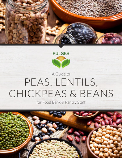A Guide To Peas, Lentils, Chickpeas & Beans For Food Bank & Pantry Staff