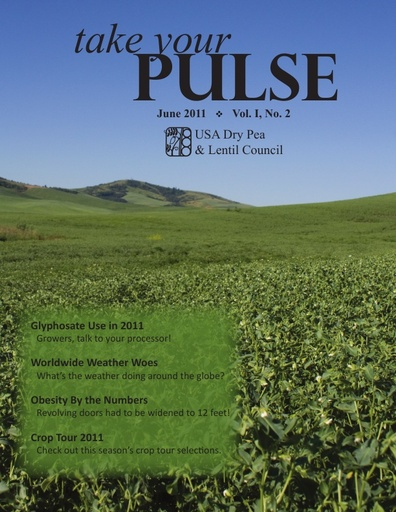 Take Your Pulse - Vol 1 No 2 - June 2011