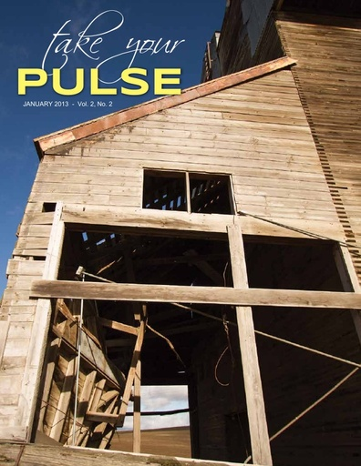 Take Your Pulse - Vol 2 No 2 - January 2013
