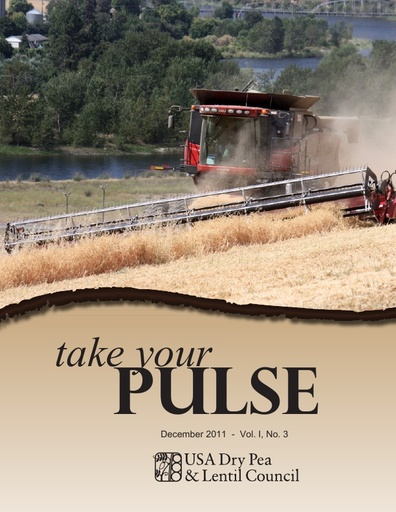 Take Your Pulse - Vol 1 No 3 - December 2011
