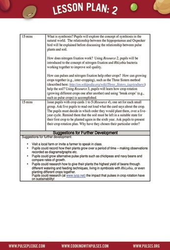Pulse Curriculum Lesson 2 - Grade 4 page 3