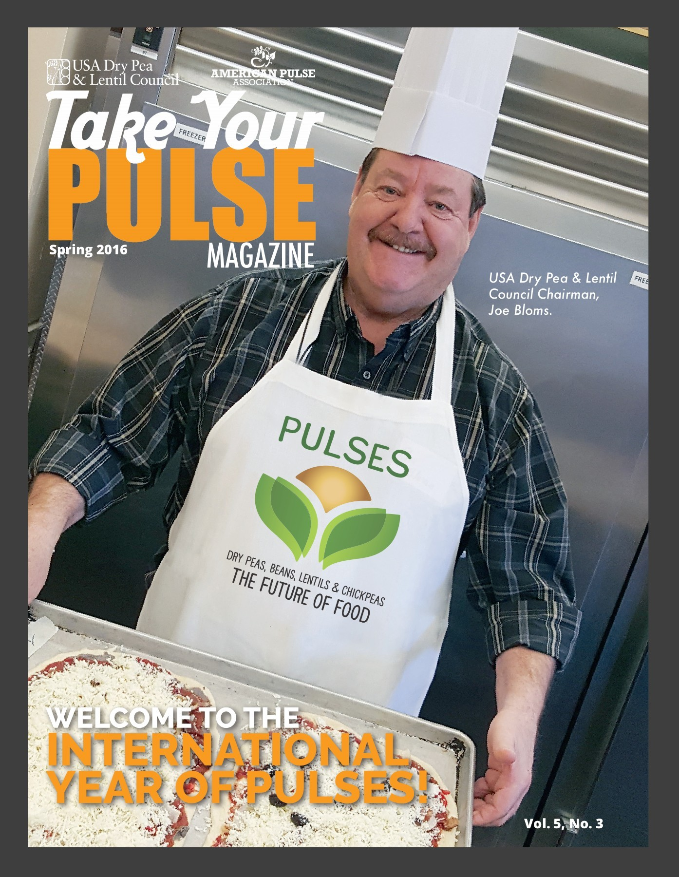 Take Your Pulse - Vol 5 No 3 -  Spring 2016